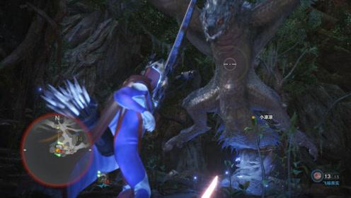 迪迦冒险记18:飞雷龙展开双臂,迪迦能否抗住它这一下跃击