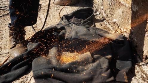史上最耐穿的衣服,水火不侵能当传家宝,穿100年也不会烂!