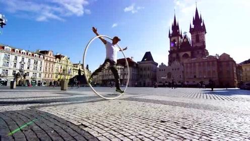 极限运动:滾环,布拉格旋转,视频告诉我们外国人为什么少的原因