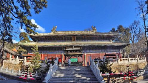 北京最大的皇家寺庙,每天有武警站岗,地位比少林寺还高!