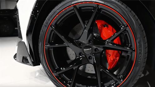 兰博基尼推出了首款SUV,看这轮毂就觉得惹不起,不可思议!