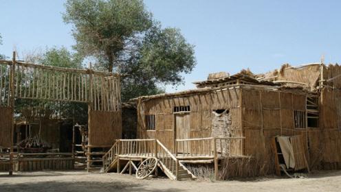"""新疆沙漠里有个""""渔村"""",不种粮食,不养牲畜,依靠捕鱼为食!"""