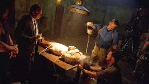 古代水滴刑有多可怕?老外作死尝试,看完让人头皮发麻!