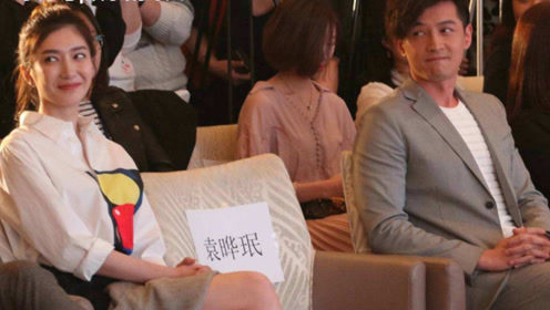 胡歌参加活动偶遇江疏影,江疏影声称:很难再遇到像他那样的男人