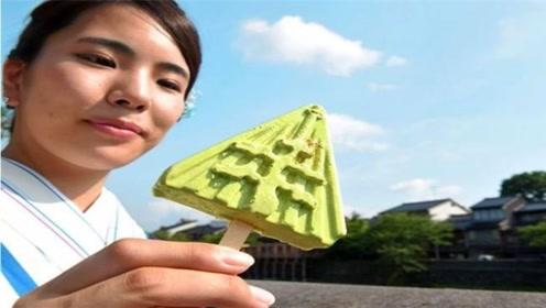 日本研发神奇冰棍,吃多久都不会融化!网友:有这么厉害?