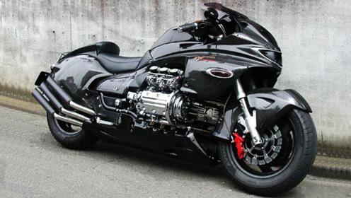 日本最贵摩托车,全球限量100台1天被抢光