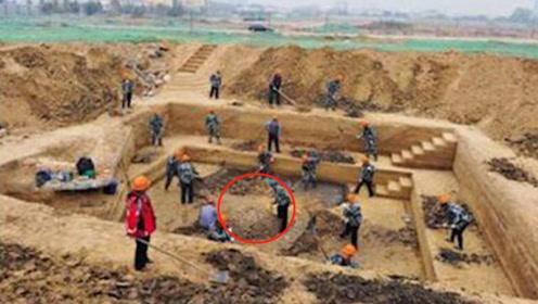 """山东发现""""神仙墓""""?引发考古界轰动,考古队迅速赶到现场"""