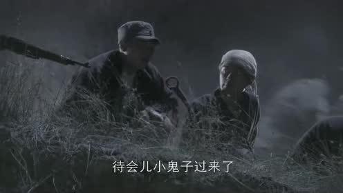 东方战场:中国军队趁黑夜进入阵地,日军这次完蛋了,要全歼?