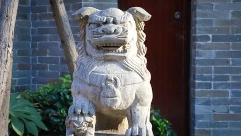 为什么中国不产狮子,却总是用石狮子守门呢?其实这才是答案!