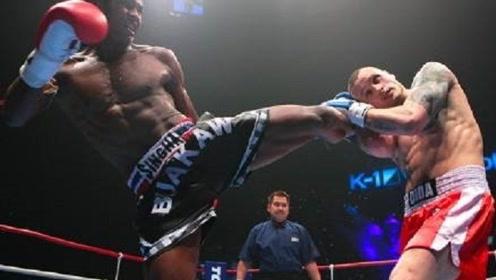K-1赛场的经典KO!这是一代人的回忆