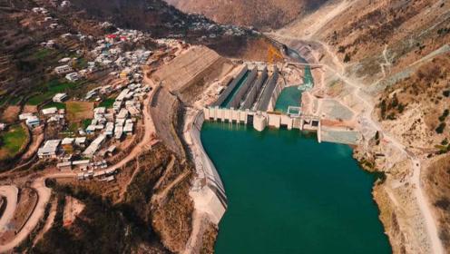 中国帮助巴基斯建水电站后,印度陷缺水难题,直言是中国造成的?