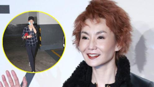 """54岁张曼玉闭关录音炮制专辑 自备汤水养声誓破""""地狱嗓"""""""