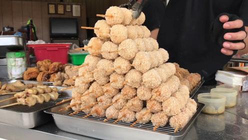 生意超好的炸鸡店,每天要用200斤鸡肉,最大的顾客是外卖?