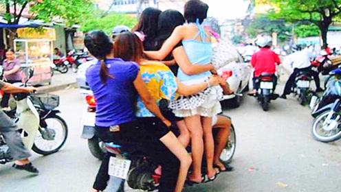 全世界最牛的摩托车,没有之一!印度人开挂都比不上