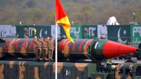 不再接受谈判,巴基斯坦从山洞中拉出新型导弹,射程足以覆盖印度