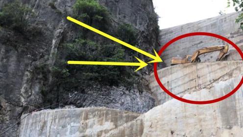 大山里的公路!20米就有一个弯,看到第一视角吓到腿软!