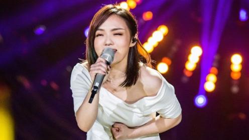 备胎神曲《浪费》,徐佳莹翻唱得撕心裂肺,副歌比林宥嘉还狠!