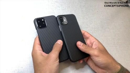 iPhone 11真机模型上手视频