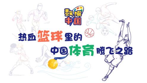 篮球世界杯来了!那些中国体育超燃时刻!