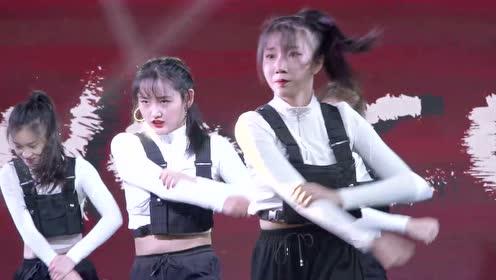 洛阳2019乐舞秀舞蹈盛典 编舞《MAD CITY》