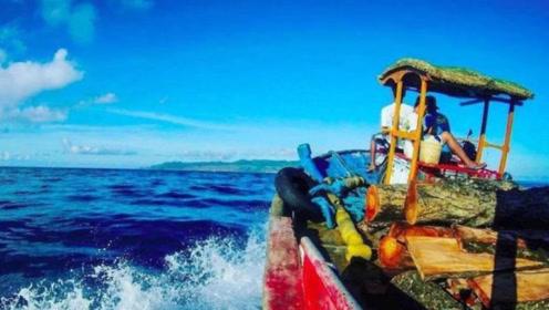 太平洋一座最恐怖的荒岛,传说这里常年哭声不断,不论白天黑夜