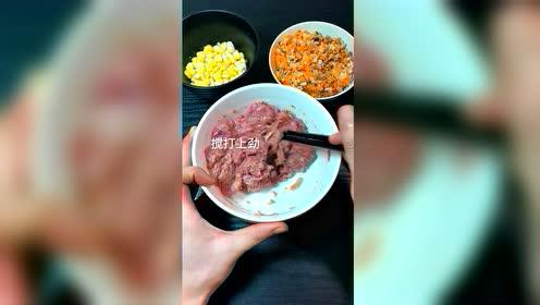 广式早茶紫菜肉卷 味道鲜甜鲜美 减脂期可以吃猪肉!#减肥 #瘦