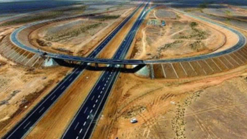"""中国最""""凄凉""""的高速,耗费370亿打造,如今却看不到几辆车!"""