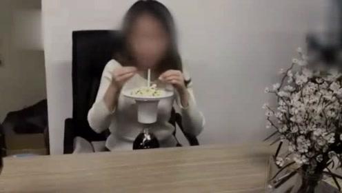 办公室小野回应女孩自制爆米花去世:绝不是模仿我的视频