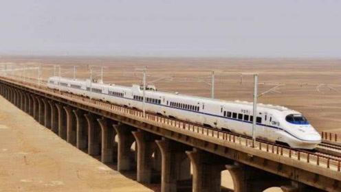 沙特沙漠修一条高铁,出资600亿无人接手,中国出拳10年搞定