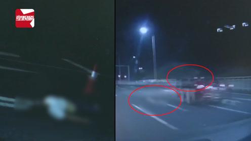 男子酒驾撞人致死还逃逸,目击者称:他下车看到人死就跑了