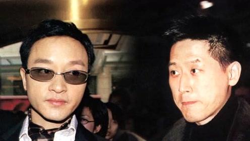 唐鹤德为张国荣庆63岁冥寿 晒哥哥过生日旧照