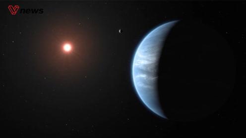 """第一次!""""超级地球""""K2-18 b大气中探测到水汽"""