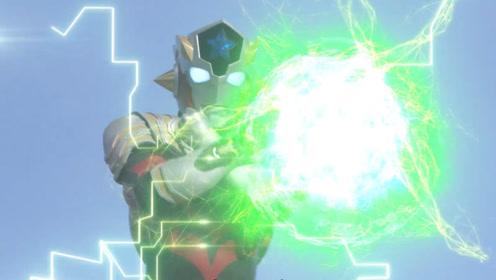 最强出击,泰迦再次击退怪兽,他是守护地球的使者!
