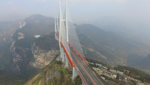 世界最高大桥让海外网友惊呆 没有中国建不了的桥!