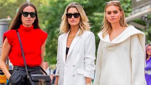纽约时装周场外街拍最受博主欢迎三个包包 ,竟不是LV古驰香奈儿
