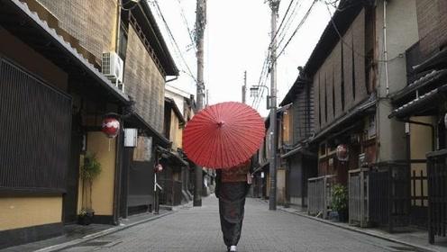 为什么日本人有折叠伞不用,只用长杆雨伞?真是涨知识了