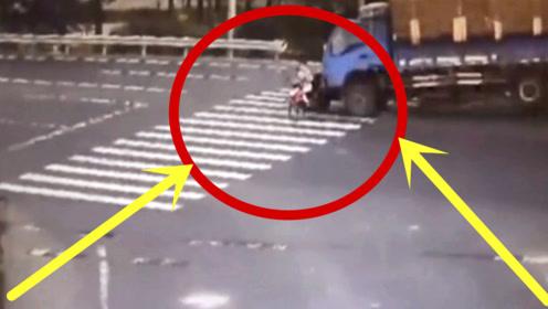 愚蠢司机为了一个渣女,让一车陪葬,监控回放骂声不断!