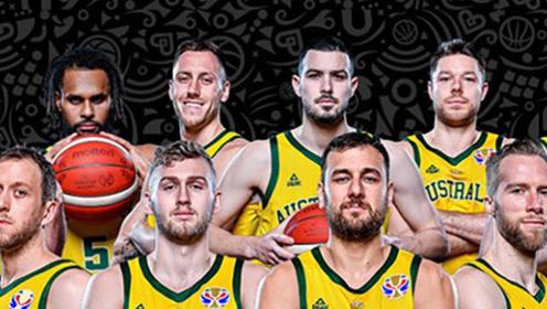 篮球世界杯澳大利亚十佳球 米尔斯三分杀死立陶宛克里克死亡追帽
