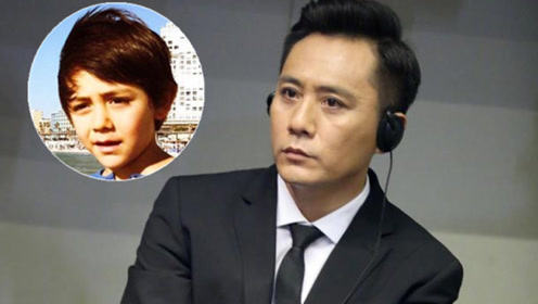 刘烨基因太强大!诺一8岁长开了,没长残越来越帅,关键是眼睛!