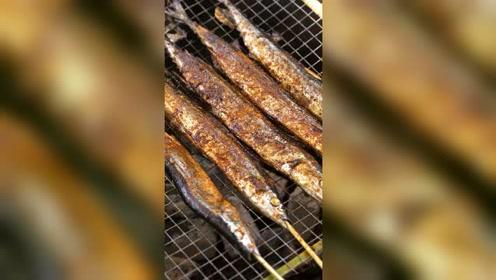 这样烤秋刀鱼,比日式的好吃太多了!