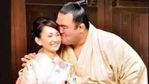为何日本女人争着嫁给相扑选手?除了有钱之外,还有一个重要原因