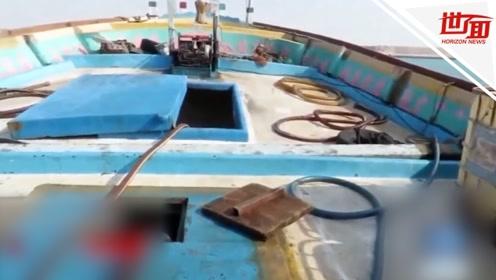 伊朗扣押一艘阿联酋油轮及11名船员 船上载有25万升燃油