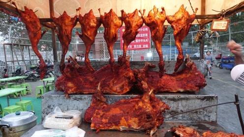 新疆一天三顿都在吃肉?看这盛宴不服不行,真舍得吃!