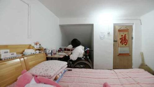 暖心决定!高中为截瘫女孩将教室设在一楼:3年不换楼层