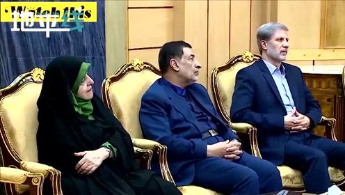 伊朗总统谴责美国干涉叙利亚:维护和平的唯一办法是停止侵略