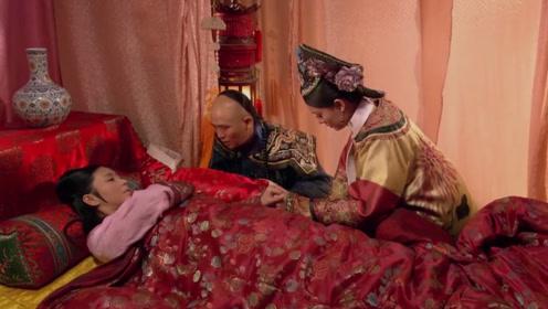 沈眉庄下葬时,温太医为何要偷放1个玉壶在棺木中?原来这个意思