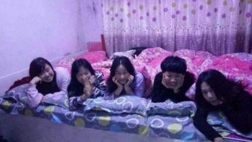 东北人一家都睡在一个炕上,新婚夫妻怎么办?听完太尴尬!