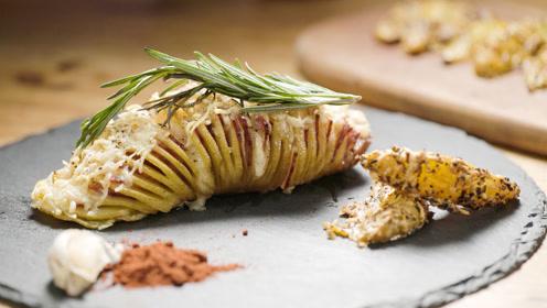 土豆的新潮做法,请客吃饭太惊艳!