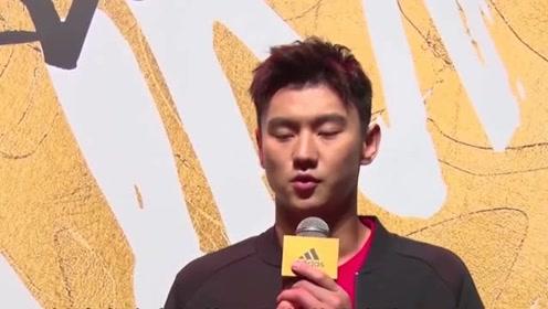 体坛男神果然不一样,当张继科和宁泽涛同登杂志封面,太帅了