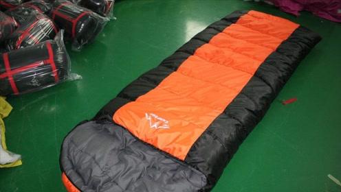 瑞士发明万能睡袋,冬暖夏凉,即便睡在雪山上也不怕